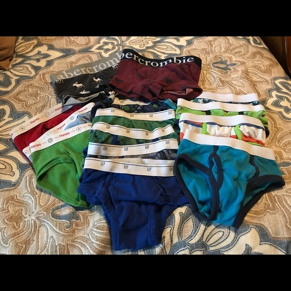34437d72e8ea Boys underwear mixed gap Abercrombie. M_5a66217bfcdc3152a42667b8
